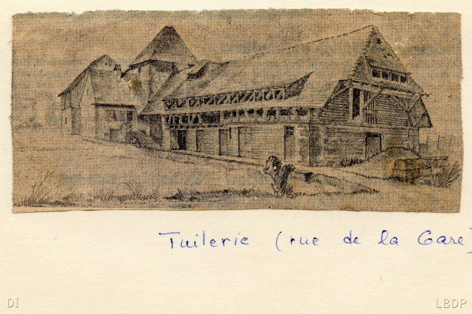 009- L'ancienne tuilerie