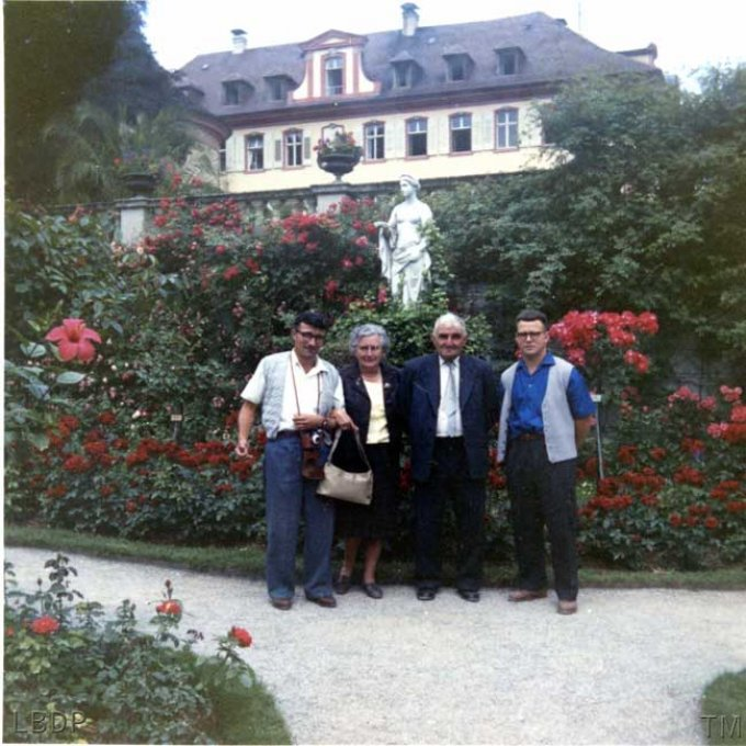 011 - Un e excursion à L'île de Mainau